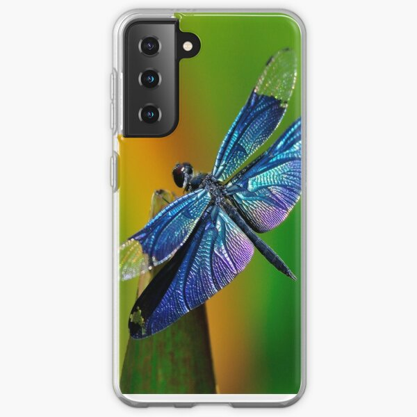 Dragon Fly Insect Dragonfly  Samsung Galaxy Soft Case