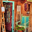 Albuquerque Old Town New Mexico Storefront by K D Graves Photography
