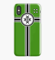 Official flag of Kekistan iPhone Case/Skin