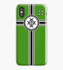 Official flag of Kekistan iPhone Case/Skin