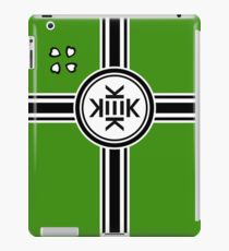 Official flag of Kekistan iPad Case/Skin