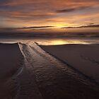 dawn, st cyrus beach by codaimages