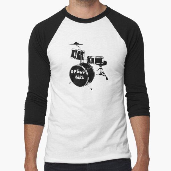Billy Joel Uptown Girl Lips Album Cover Art Women/'s T Shirt Pop Music Tour Merch