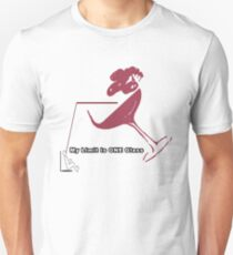 One Glass of Wine T-Shirt