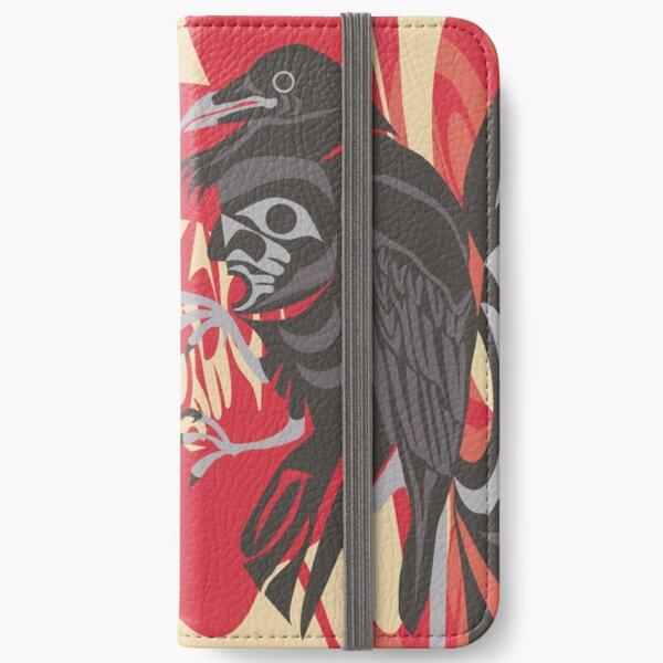 Raven Vision  iPhone Wallet
