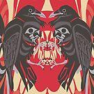 Raven Vision  by Mark Gauti