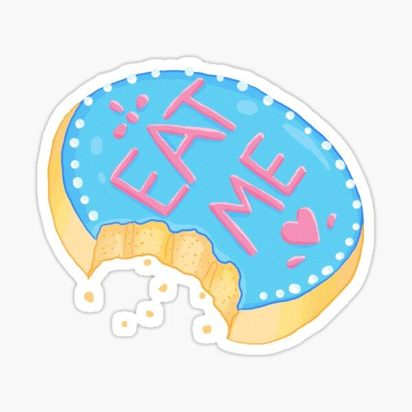 Eat Me! Sticker