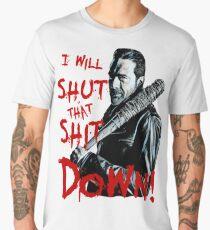 Negan Men's Premium T-Shirt