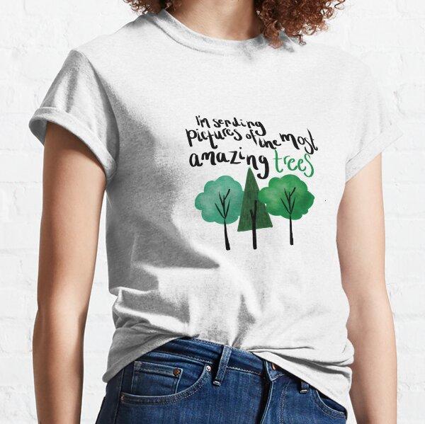 Dear Evan Hansen Amazing Trees Classic T-Shirt