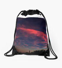 tramonto Drawstring Bag
