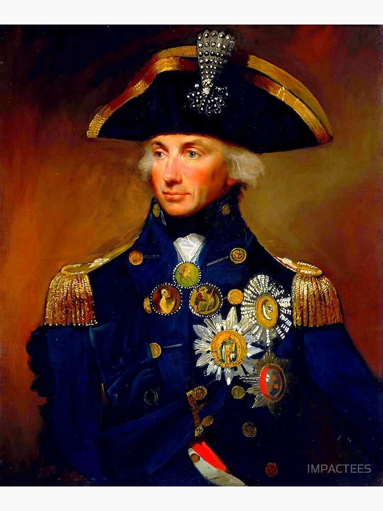Vice Admiral Horatio Nelson by IMPACTEES