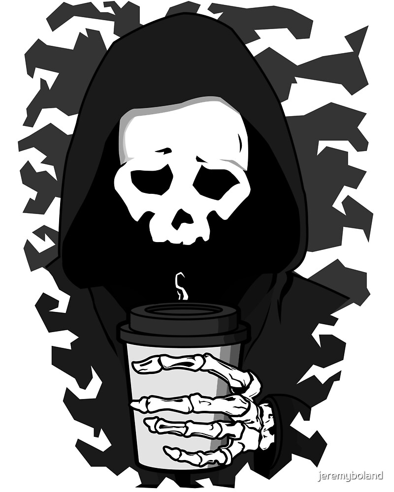 First Coffee of the Mourning by Jeremy Boland