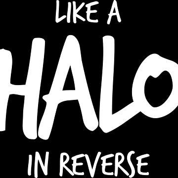 Like a Halo in Reverse by MediaBee