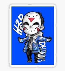 h2O Deliriousss Sticker