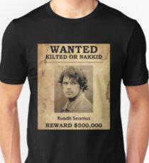 Outlander Wanted T-Shirt