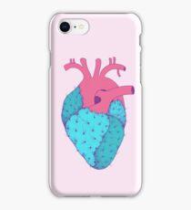 Cactus Heart iPhone Case/Skin
