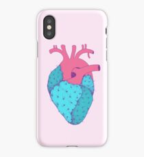 Cactus Heart iPhone Case/Skin