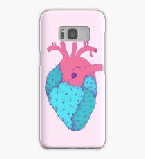 Cactus Heart Samsung Galaxy Case/Skin