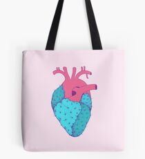 Cactus Heart Tote Bag