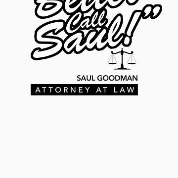 Better Call Saul- Breaking Bad by TonySinger
