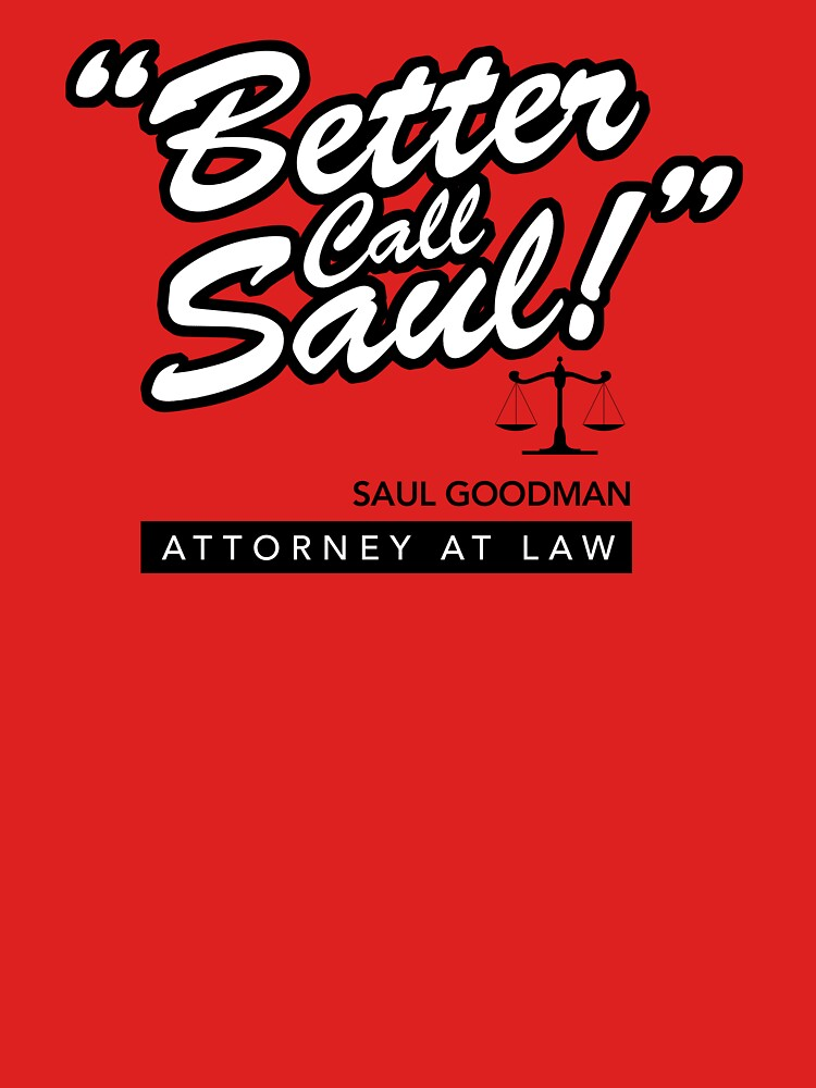 TShirtGifter presents: Better Call Saul- Breaking Bad | Unisex T-Shirt