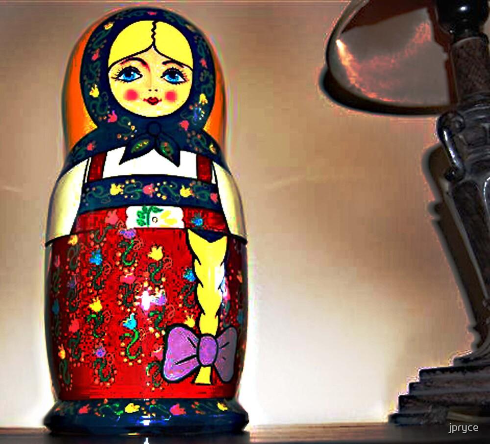 Russian Doll by jpryce
