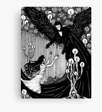 Angel of Music Canvas Print