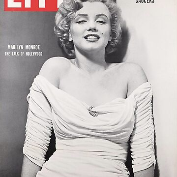 Marilyn Monroe LIFE Cover by alexklp