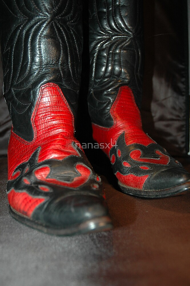 Cowgirl Boots  by nanasx4