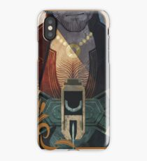 Varric Card iPhone Case