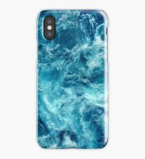 Ocean is shaking iPhone Case/Skin