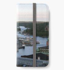 Stockholm iPhone Wallet