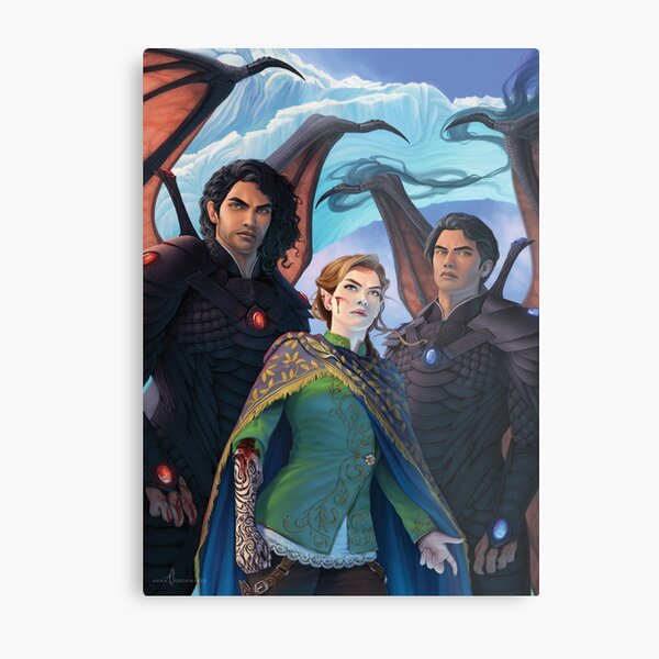 I am High Lady of the Night Court Metal Print