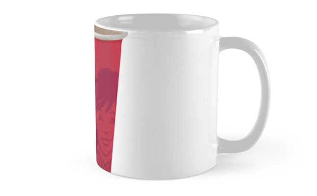 Wendy S Frosty Mugs By Rb12345 Redbubble
