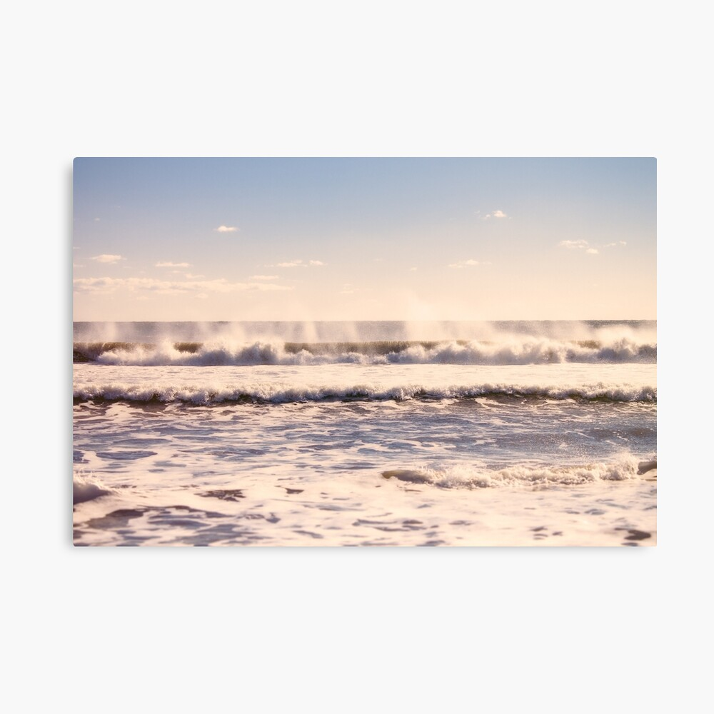 Rockaway Beach Canvas Print