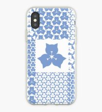 Patchwork Trois Chats iPhone Case