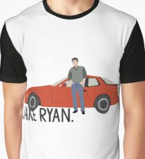 Sixteen Candles - Jake Ryan Graphic T-Shirt