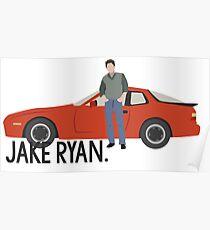 Sechzehn Kerzen - Jake Ryan Poster