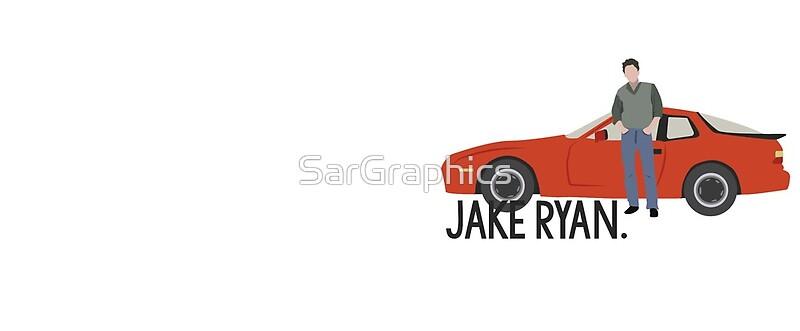 Sixteen Candles   Jake Ryan By SarGraphics