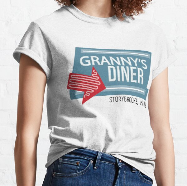 Granny's Diner - Once Upon a Time Classic T-Shirt