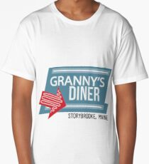 Granny's Diner - Once Upon a Time Long T-Shirt