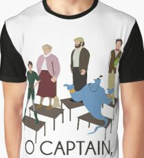 Robin Williams Tribute Graphic T-Shirt
