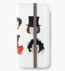 Johnny Depp - Famous Characters iPhone Wallet/Case/Skin