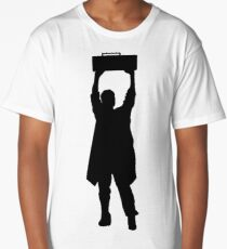 Say Anything- Boombox  Long T-Shirt