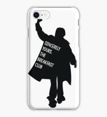 Sincerely Yours, The Breakfast Club iPhone Case/Skin