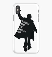 Sincerely Yours, The Breakfast Club iPhone Case