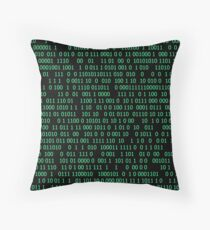Binary numeral system Floor Pillow