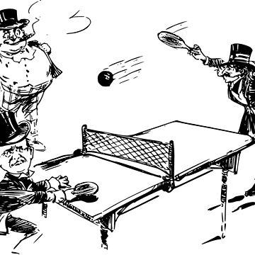 Ping pong by serbandeira