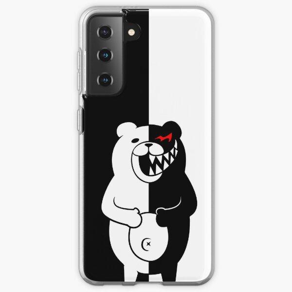 Danganronpa Monokuma Samsung Galaxy Soft Case