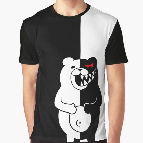 Danganronpa Monokuma Graphic T-Shirt